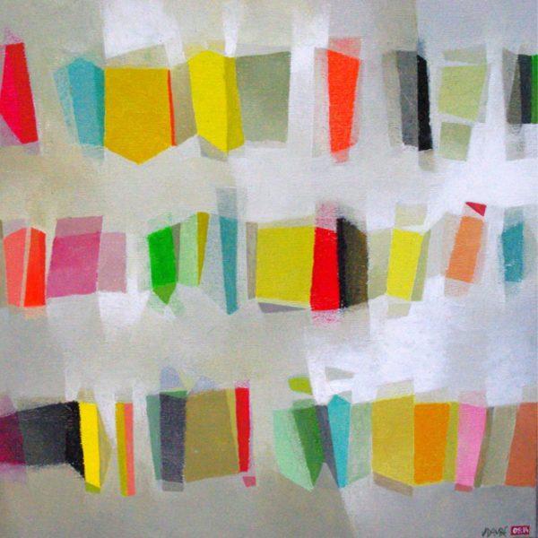 Les actualités de Valérie Daubé, artiste peintre plasticienne